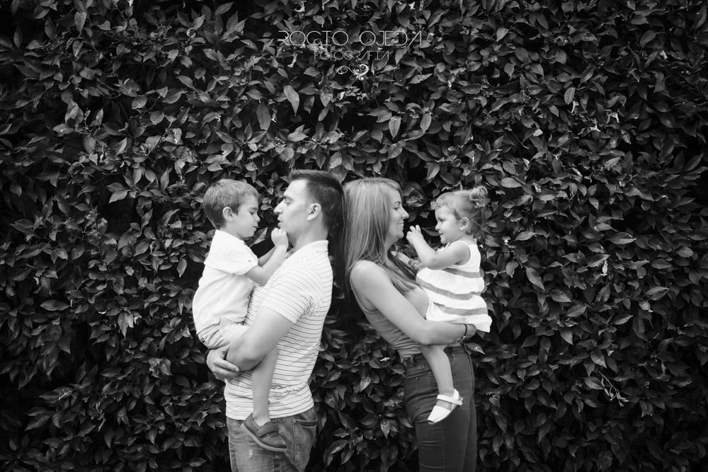Una preboda en familia…