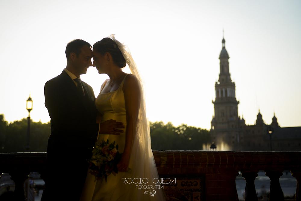 Su gran boda…
