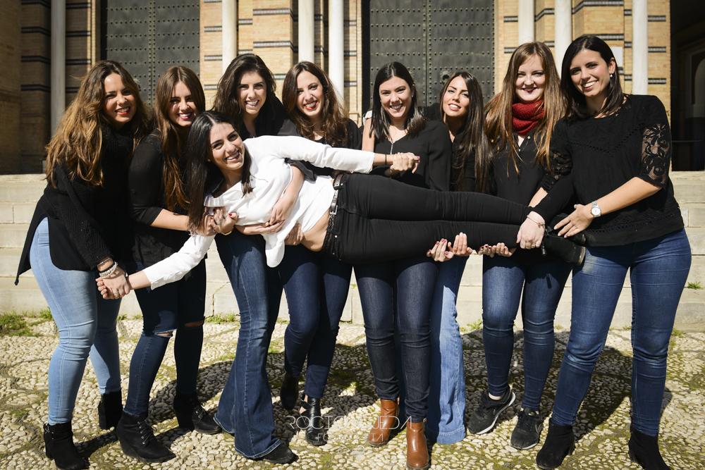 Despedida de solteras por Sevilla