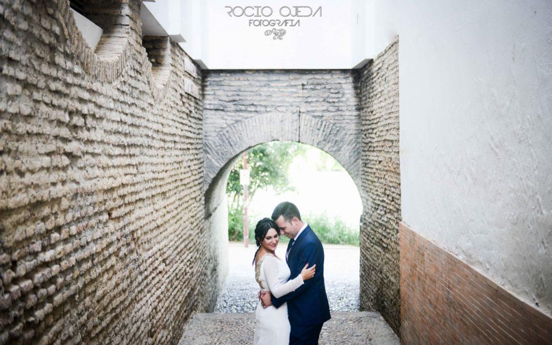 Postboda en Sevilla de Ana Rosa y José Manuel